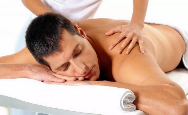 full body massage Gold Coast