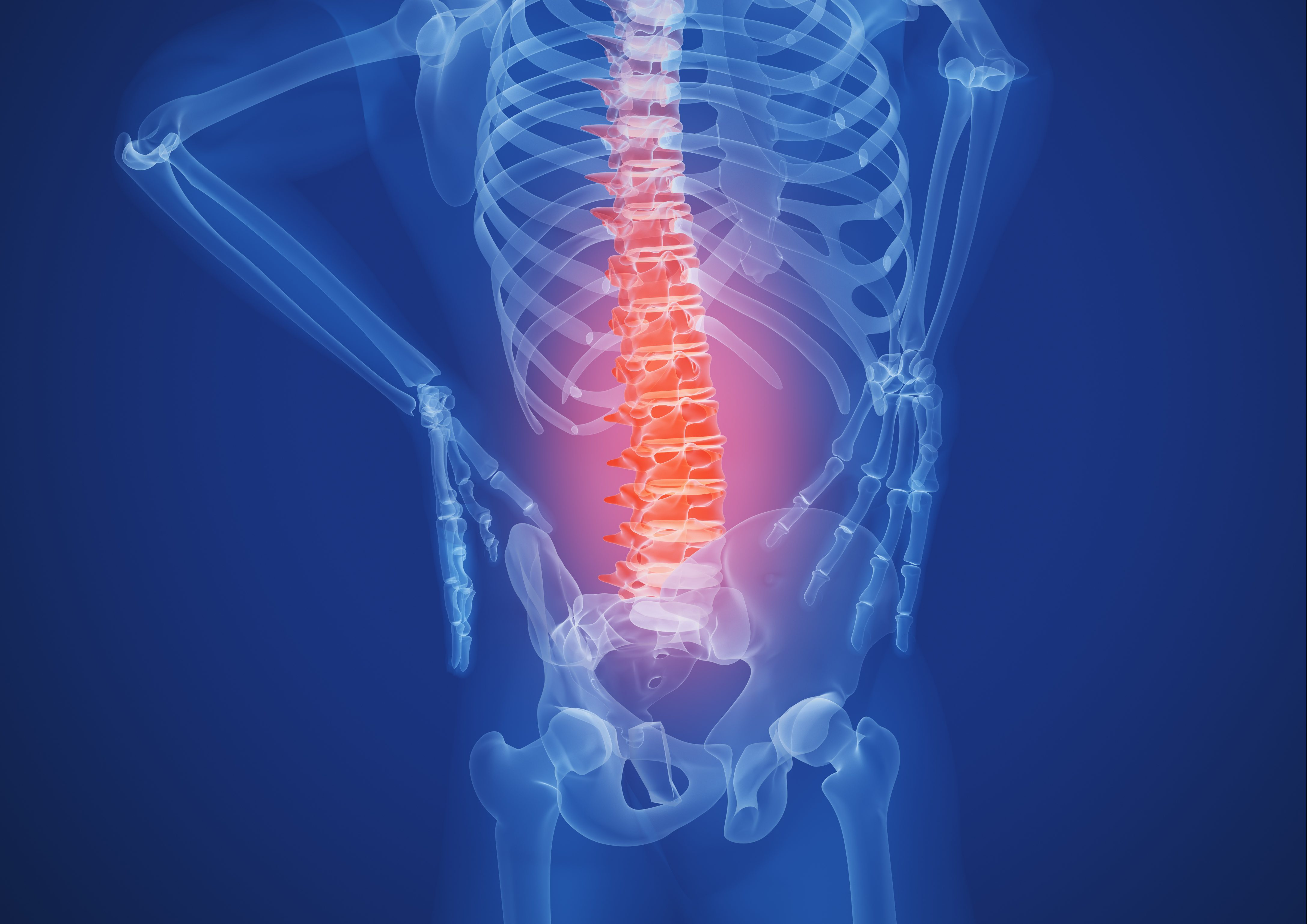 back pain relief Perth