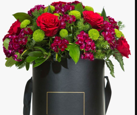 Black box flowers