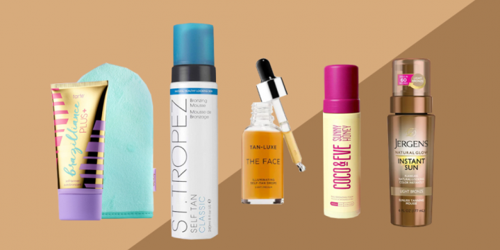 Self Tanners Have Become Everyone's Go-To Product These days