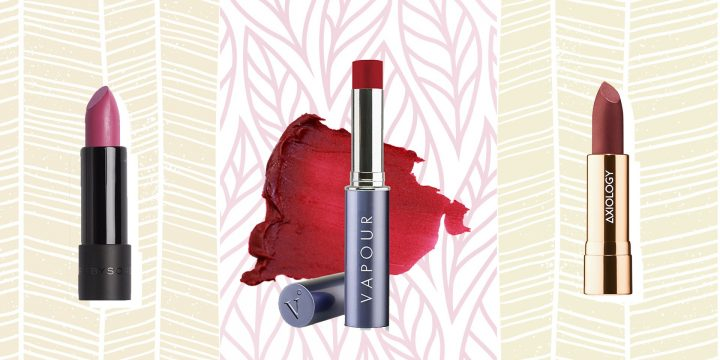 Make Your Lips Lucious With Organic Lipstick